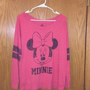 💕Vintage Disney Parks Minnie shirt! XL🎈